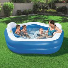 Bestway Family Fun felfújható gyerek medence 213 x 207 x 69 cm SME 074