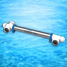 Pontaqua UV-C UV fertőtlenítő 75m3-es medencéhez UVC 775