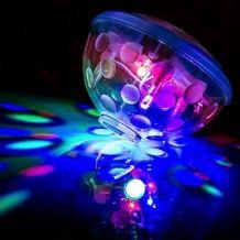 POOLTREND LED vízalatti fényshow úszó lámpa medencébe FFH 145