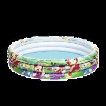 Mickey Mouse 3-gyűrűs gyerek medence 122 x 25 cm SME 077