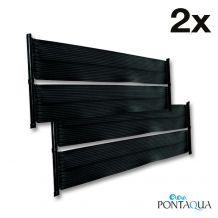 Pontaqua szolárszőnyeg 3 x 0,7 m (2 db) - szolárfűtés FPA 372