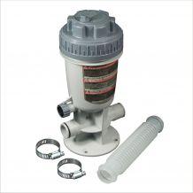 Vegyszeradagoló rendszer, gégecsöves vízforgatóhoz TKA 312
