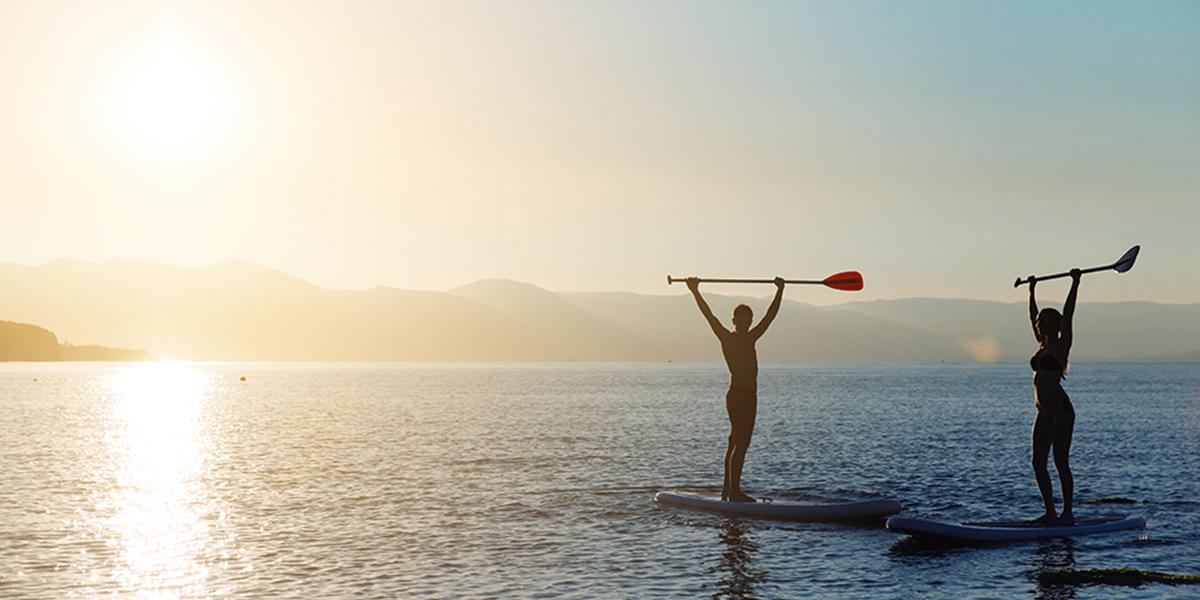 2018 legjobb vízi szórakozása: a SUP