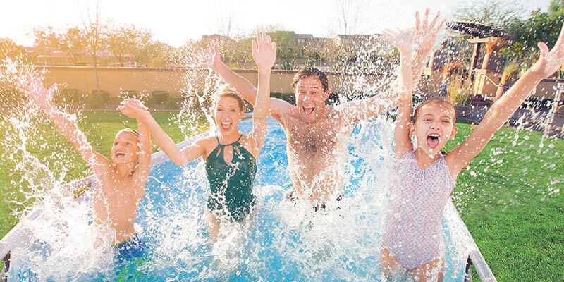 Így lehet neked is saját medencéd