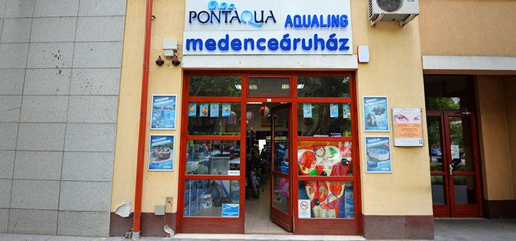 Aquaing Medenceáruház Békéscsaba