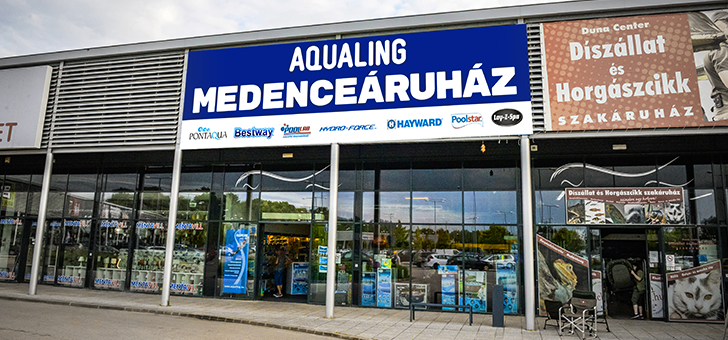 Aquaing Medenceáruház Győr